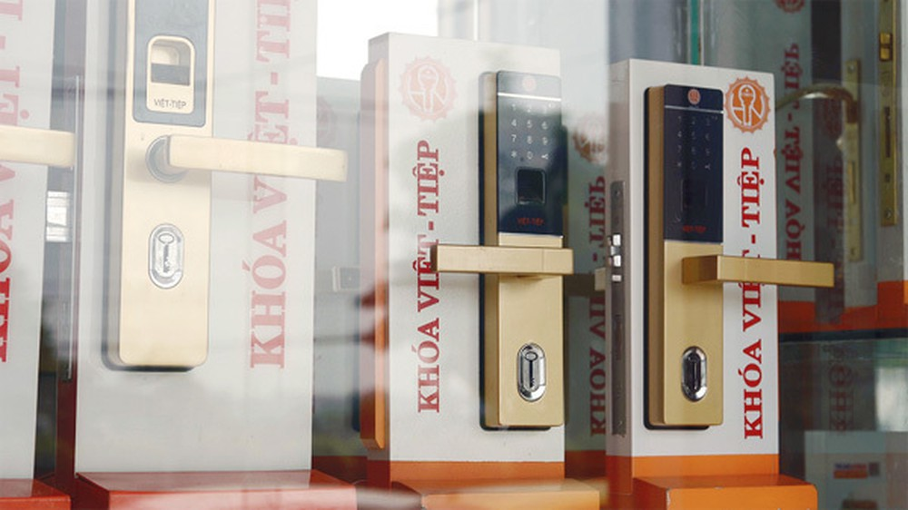 smartlock việt tiệp