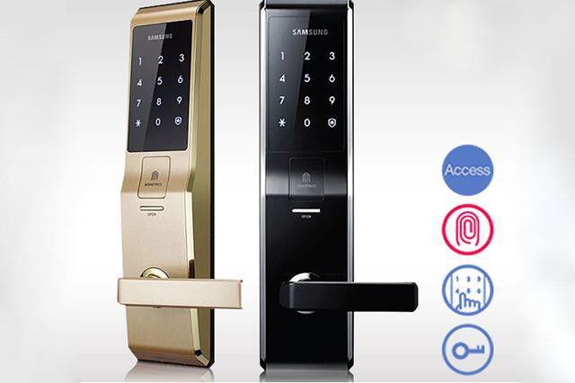 Khóa điện tử Samsung SHS 705
