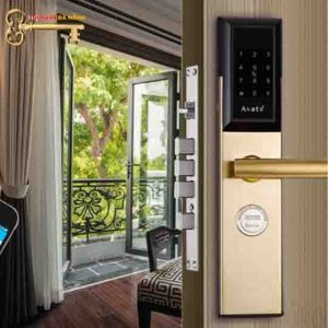 khóa từ khách sạn căn hộ