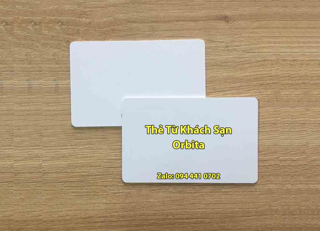 thẻ cảm ứng khóa khách sạn